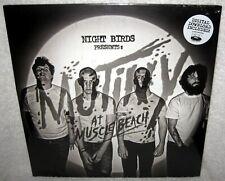 NIGHT BIRDS Mutiny At Muscle Beach LP PUNK ROCK Surf MELODIC HARDCORE MP3s Black