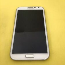 GOOD SAMSUNG GALAXY NOTE II SGH-I317 AT&T WHITE COLOR