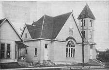Greenfield Indiana Methodist Protestant Church Antique Postcard K45338