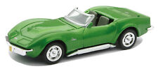 Chevrolet Corvette Year 1969 Green scale 1:43 From NewRay