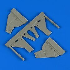 Quickboost 1/48 Hawker Sea Fury FB.11 Undercarriage Covers # 48834