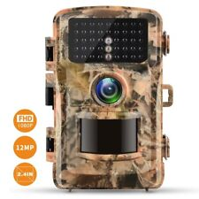 Garden Wildlife Camera FHD 1080P Digital Infrared Night Vision Waterproof SpyCAM