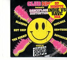 (FP910) Club NME, mixed by Simian Mobile Disco - 2006 sealed CD
