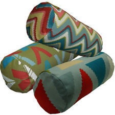 Bolster Cover*A-Grade Cotton Canvas Neck Roll Tube Yoga Massage Pillow Case*LL3