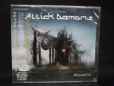 ATTICK DEMONS Atlantis + 1 JAPAN CD Bruce Dickinson Ross The Boss Iron Maiden