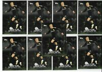 2020 Topps x BVB Curated Erling Haaland LOT (9) Rookie Card Dortmund 25 RC 📈