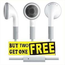 Headphones Earphone Handsfree Mic for Samsung iPhone 7+ 6S 6 5S 5C SE iPad iPod