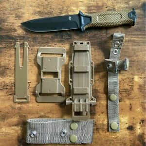 Gerber Strong Arm Fixed Blade Knife Outdoor Knife Survival Knives EDC Knives
