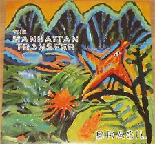 The Manhattan Transfer, Brasil, VG +/EX LP (6849)