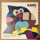"""Kaws - Kaikai Kiki Gallery Show Card """"Ohhh..."""" Rare Flyer 2013"""