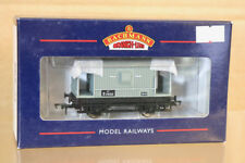 BACHMANN 33-803 BR GREY UNFITTED 20 ton BRAKE VAN WAGON E178510 MINT BOXED nl