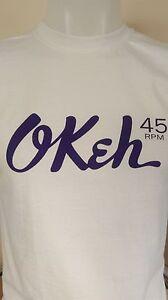 OKEH - NORTHERN SOUL - 100% COTTON T-SHIRT
