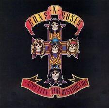Appetite for Destruction [Edited] [Edited] by Guns N' Roses (CD, Jul-1991, Geff…