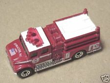 Matchbox International Pumper Fire Truck a Syracuse, NY Toy Show boxed / labeled
