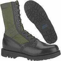 Jungle Boots With Vibram Soles Sierra Altama 8878
