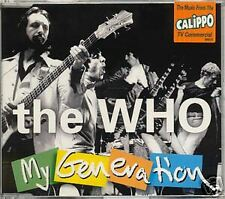 The Who My Generation MIX& Pinball LIVE CD Single SEALD