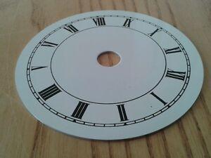 Clock Dial 79mm Roman Enam