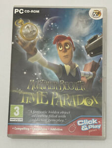 Mortimer Beckett and the Time Paradox (PC CD) Free UK Post