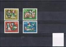 Duitsland Bund postfris 1962 MNH 385-388 - Wohlfahrt / Marchen