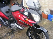 Petrol Suzuki Motorcycles & Scooters with Case/Topcase