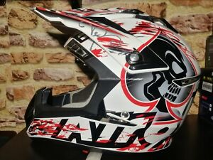 Casco motocross Airoh per moto TG S