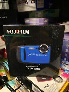 BRAND NEW  Fujifilm Finepix XP95  Waterproof Camera - 074101027594 - BLUE