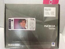 Nokia N95 Celular Old Stock Exclusivo Coleccionistas Celular Gsm Célula