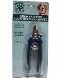 Greenbier Kennel Club Heavy Duty Small Medium Professional Dog Nail Clipper