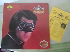 "12"" Vinyl-LP  (Goldenes Vinyl)  << ORION - Sunrise >>  SUN-1017 (USA 1979) MINT"