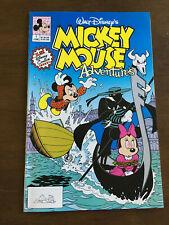 MICKEY MOUSE ADVENTURES  # 1 NM WALT DISNEY COMICS 1990 MINNIE MOUSE