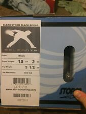 VERY RARE Jason Belmonte Black Spare Ball Storm