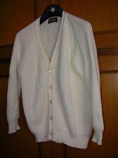 Cardigan bianco misto cotone GUSELLA tg 8  anni  eccellente