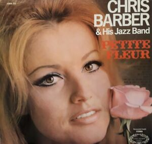 Chris Barber And His Jazz Band-Petite Fleur Vinyl LP.Hallmark HMA 213.Majorca+