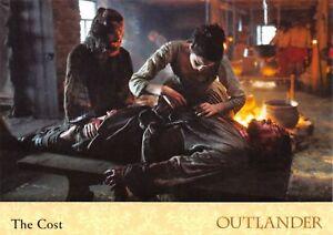 Outlander Season 2 (2017) BASE Trading Card #54 / THE COST