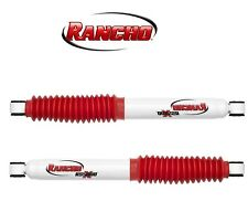 For GMC Chevy Pair Set Rear Left & Right Shock Absorbers w/ 1-2½? Lift Rancho