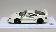 1:43 Ferrari F40 Light Weight 1987 1/43 • KYOSHO K05042PW