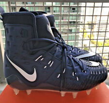 Nike Force Savage Elite Td Promo Football Cleats Blue Size 9 New (918345-414)