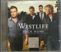 WESTLIFE - Back home - CD Sigillato Nuovo