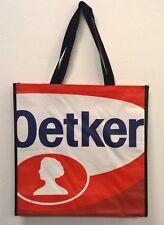 Dr. Oetker Kühltasche Einkaufstasche Tasche Einkaufsbeutel Beutel Retro NEU