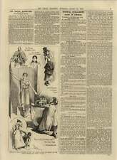 "1892 NUOVA COMMEDIA ""Niobe tutti i sorrisi"" Strand THEATRE Usher SUD Wisdom"
