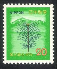Japan 1974 Afforestation/Trees/Plants/Nature/Environment/Conservation 1v n25804