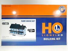 Brand New Lionel HO Scale Farm House Kit #1967120 #TOTES1
