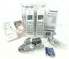 New ListingPanasonic Kx-Tgd562G Link2Cell Bluetooth Cordless Phone with Voice Assist