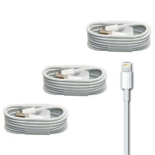 3x iPhone Ladekabel Lightning Kabel iPad iPod Plus Air mini 5 5S 6 6S 7 8 X XS