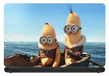 15.6 inch Minions-Laptop Vinyl Skin/Decal/Sticker/Cover -Somestuff247-LC021