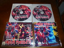 Iron Maiden / World Piece Tour 1983 ORG 2CD NEW Rare!!!!!!!!!!!! C8