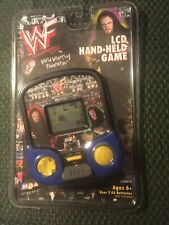 WWF WWE Attitude 1998 Undertaker Electronic Hand-held LCD Game NEW! WCW TNA NXT