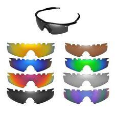 Wl Lüftungsschlitz Ersatz Gläser für Oakley M-GESTELL Streifen