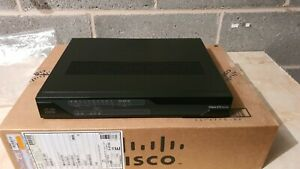 Cisco 891F C891F-K9 8-Port Gigabit Integrated Services Security Router - PoE
