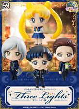 Sailor Moon Petit Chara Sailor Stars Three Lights Edition Figure 4set Megahouse